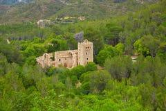 Monastery Jeronimo Nuestra senyora Murta Alzira Royalty Free Stock Photography