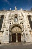 Monastery of Jeronimos Stock Image