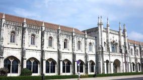 Monastery of jeronimos, lisbon Stock Photography