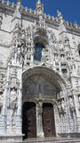 Monastery of jeronimos, lisbon Stock Photo
