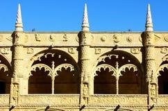Monastery of Jeronimos, Lisbon, Portugal Stock Image