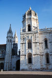 Monastery of Jeronimos in Lisbon, Portugal Stock Photography