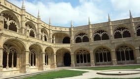 Monastery of jeronimos, lisbon Stock Photo