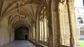 Monastery of jeronimos, lisbon Stock Image