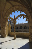 Monastery of Jeronimos Portugal in Lisbon Royalty Free Stock Image