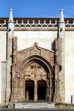 Monastery of Jesus of Setubal Royalty Free Stock Photos