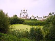 The monastery of Joseph Volotsky Volokolamsk Royalty Free Stock Photo