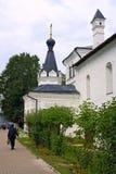 The monastery of Joseph Volotsky Volokolamsk Royalty Free Stock Image