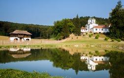 Monastery Kaona Royalty Free Stock Photography
