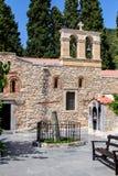 The monastery of Kera Kardiotissa. Stock Photos
