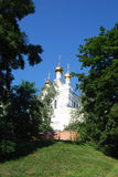 Monastery. In the Kharkiv city, Ukraine stock photography