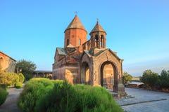 Monastery of Khor Virap Stock Image