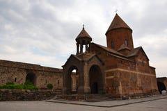 Monastery Khor Virap, Armenia Stock Photos