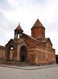 Monastery Khor Virap, Armenia Stock Photo