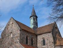 Monastery  `Kloster Zinna`. In Brandenburg, Germany Stock Image