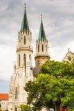 Monastery Klosterneuburg in Austria Royalty Free Stock Photo