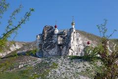 Monastery in Kostomarovo, Russia Stock Photography
