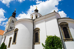 Monastery Krushedol Royalty Free Stock Photography
