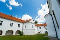 Monastery Krushedol Royalty Free Stock Image