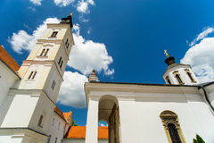 Monastery Krushedol Stock Image