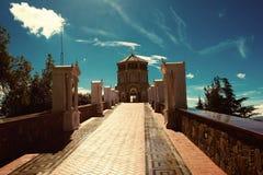 Monastery of Kykkos Royalty Free Stock Image
