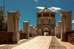 Monastery of Kykkos Stock Images