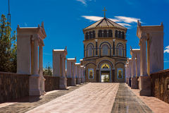 Monastery of Kykkos Stock Photos