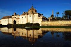 Monastery la Cartuja,Seville Stock Photo
