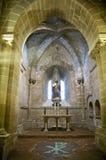 Monastery of la oliva chapel Stock Image