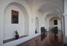 Monastery La Recoleta. Royalty Free Stock Images