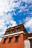 Monastery of Labrang Temple Stock Photography