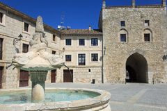 Monastery of Las Huelgas, Burgos Stock Photo