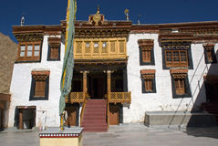 Monastery, Likir, Ladakh, India Royalty Free Stock Photos