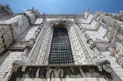 Monastery Lisbon Royalty Free Stock Photo