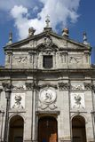 Monastery in Madrid Stock Image