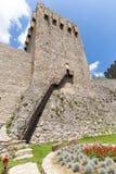Monastery Manasija in Serbia,fortress Stock Image