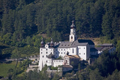 Monastery Marienberg Royalty Free Stock Images