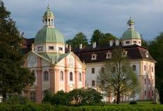 Monastery Mariental,Germany Royalty Free Stock Photography
