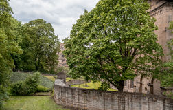Monastery in Maulbronn in June 03 2014 Royalty Free Stock Images