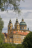 Monastery Melk Royalty Free Stock Photo