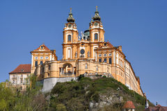 Monastery of Melk,Austria Stock Photos