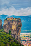 Monastery at Meteora Stock Images