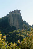 Monastery of Meteora, Greece Stock Photography
