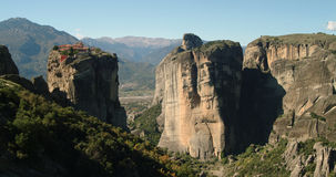 Monastery of Meteora, Greece Stock Images