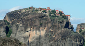 Monastery of Meteora, Greece Stock Image