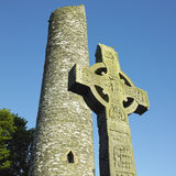 Monastery of Monasterboice Royalty Free Stock Photo