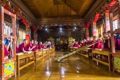 The Monastery stock photo