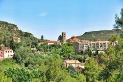 Monastery Montserrat Royalty Free Stock Photos
