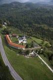 Monastery Moraca, Montenegro Royalty Free Stock Image