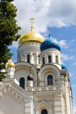 Monastery in Moscow region Royalty Free Stock Photo